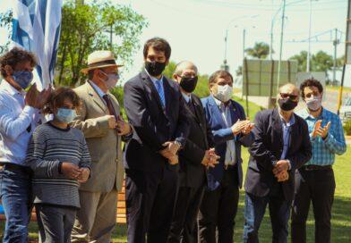 ZÁRATE- El Municipio recibió la visita del embajador uruguayo Carlos Enciso
