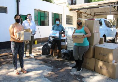 Cooperativas de recicladores, recibieron elementos de protección personal por parte del Municipio