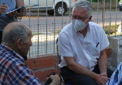 Romano invita a los mayores de 60 años a vacunarse