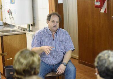 """""""Fortalecer nuestro partido es fortalecer la Coalición que integramos"""", enfatizó Norberto Toncovich"""