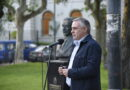 El presidente del Comité UCR Zárate, Lima y Escalada Leonardo Vandenbosch se refirió a las elecciones internas