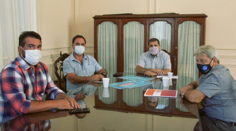 Municipio, insta a los sectores productivos a participar en la concientización y ejecución de la campaña de vacunación