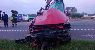 Accidente en Ruta 9: 3 muertos y varios heridos