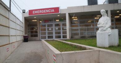 """Inundación en el Hospital de Zárate – """"Se requiere un nuevo techo lo que significa una obra de 22 millones de pesos"""""""