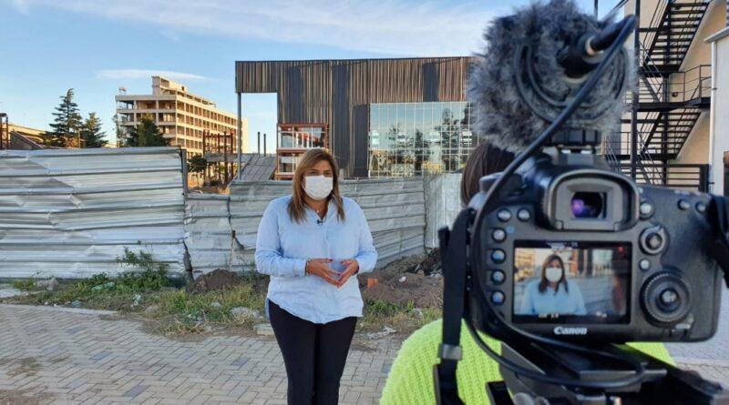 Zárate en medios nacionales por la falta de inversión en salud